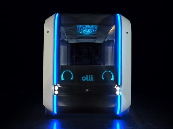 Conozca Olli 2.0, una lanzadera autónoma impresa en 3D