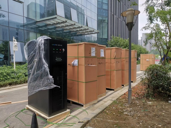 Sicon CMS-300 UPS modular 300kW
