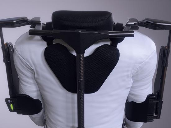 Hyundai desarrolla un exoesqueleto de chaleco portátil para trabajos en altura