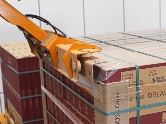 Protección de esquinas para cajas