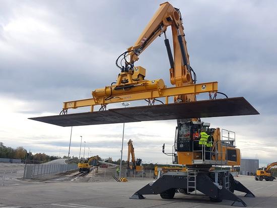 Solución de elevación Aerolift
