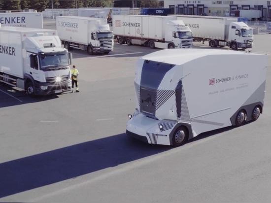 Coca-Cola European Partners se asocia con Einride para el transporte sostenible