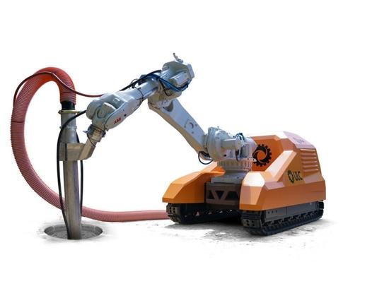 ULC Robotics, SGN desarrollará un robot de excavación totalmente eléctrico