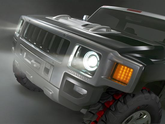 GM revivirá el Hummer como un todoterreno eléctrico