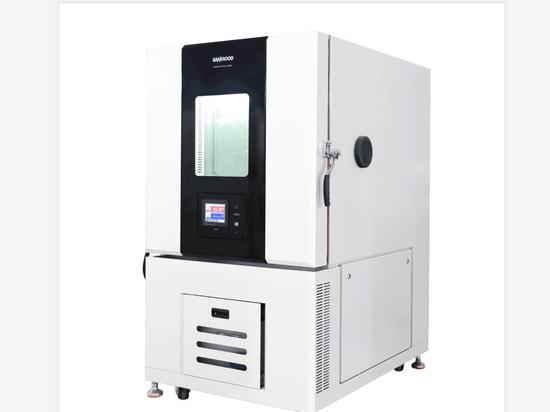 Nuevo diseño de la cámara de pruebas de temperatura y humedad