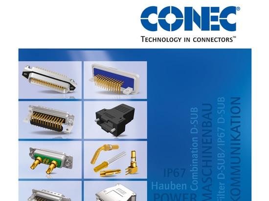 Nuevo catálogo D-SUB/ IP67 Conectores D-SUB