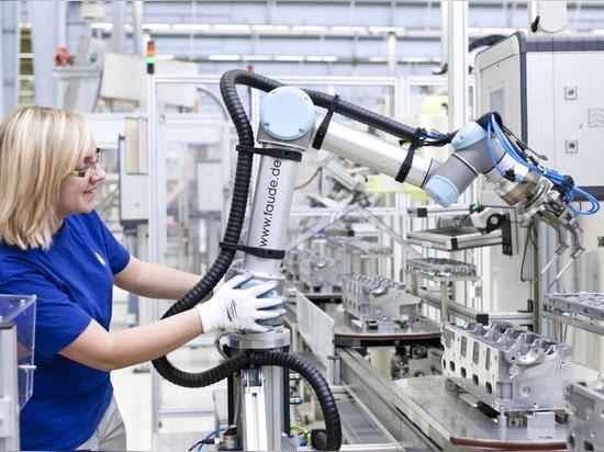 Robot de colaboración