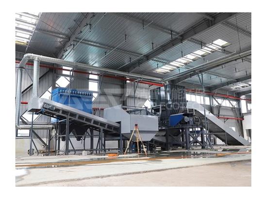 Mejorar la capacidad de eliminación final, acelerar la construcción del centro de clasificación de residuos del distrito de Guancheng
