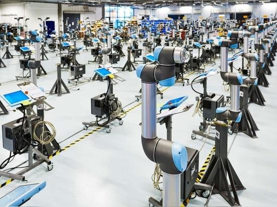 Iversen cree que cuando la crisis termine, la demanda de cobots será mayor que la de los robots más convencionales.