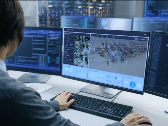 El fabricante de drones Percepto asegura una inversión de 45 millones de dólares y se integra con el spot de Boston Dynamics