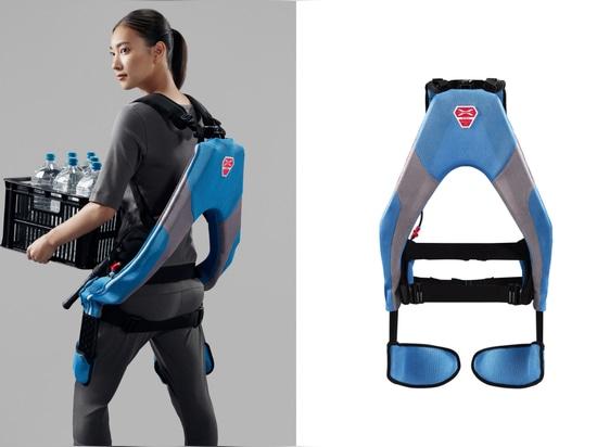 La empresa japonesa Innophys ha vendido ya más de 16.000 de sus potentes trajes musculares exoesqueléticos
