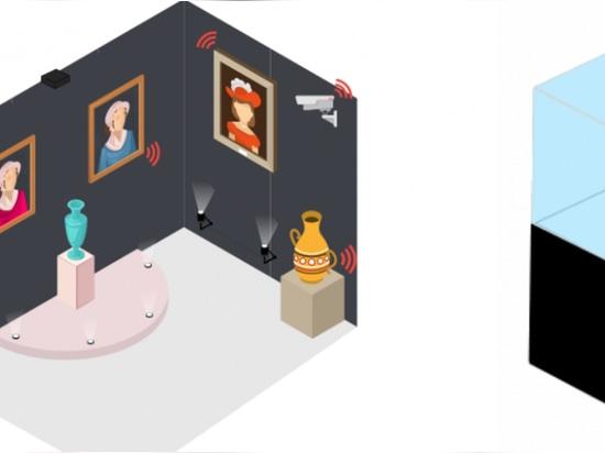 Aplicaron su tecnología a la conservación de obras de arte en museos (con sensores de humedad y temperatura), para el inventario, para la trazabilidad y para el seguimiento de las colecciones almac...