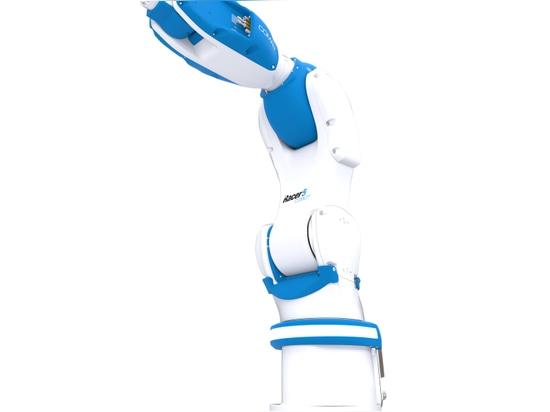 COBOT Racer-5: Un cobot de alto rendimiento con velocidad industrial