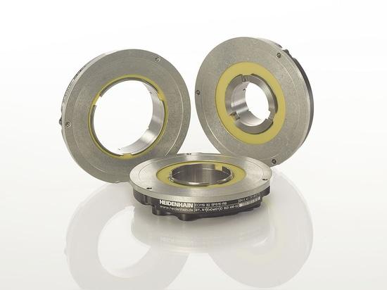 Codificadores rotatorios absolutos inductivos nuevos con el eje hueco