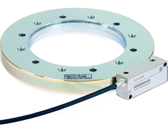 La versión funcional de la seguridad del codificador de ángulo absoluto del ECA 4000