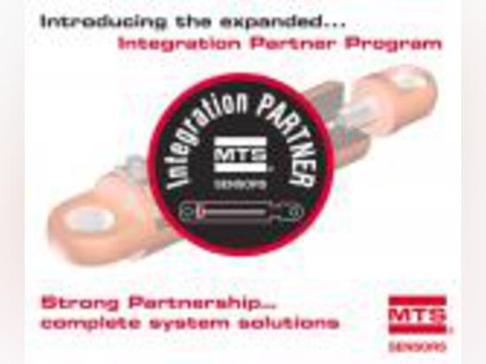 Los sensores de MTS amplían su programa de socio de la integración
