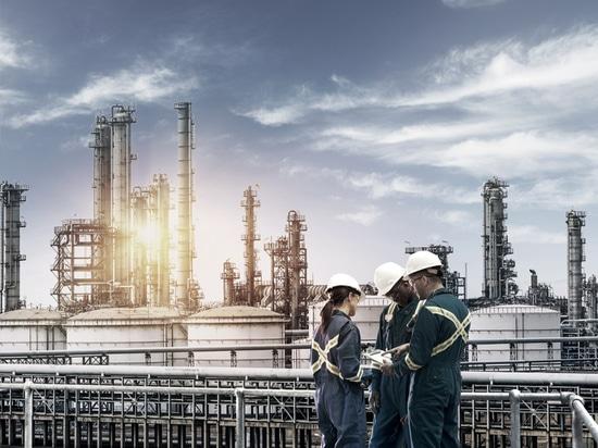 Soluciones de la conexión para las industrias químicas y farmacéuticas