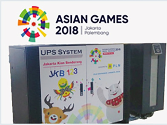 Presentes en los Juegos Asiáticos 2018