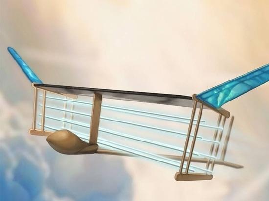 El avión ligero revolucionario utiliza el viento iónico para accionar su vuelo