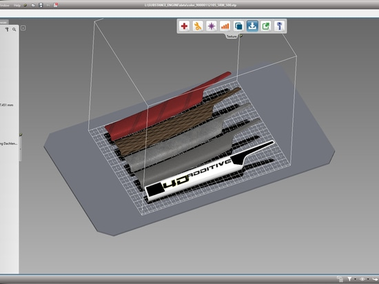 Software del TOP 10 cad para la impresión 3D: ¡4D_Additive colocó en el TOP 7 por 3Dnatives!