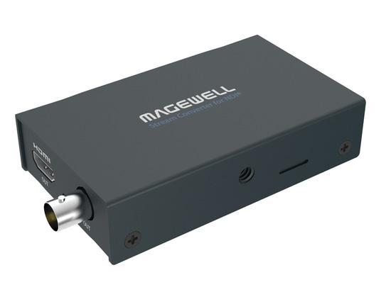El decodificador de hardware del NDI acelera los flujos de trabajo de vídeo IP