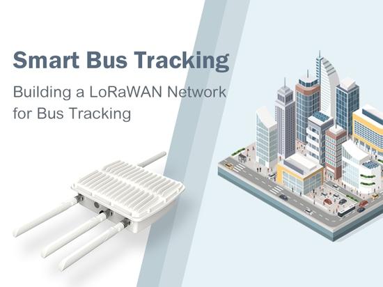 Sistema de seguimiento de autobuses inteligentes