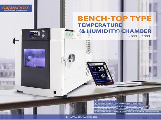 Cámara de temperatura (y humedad) de sobremesa
