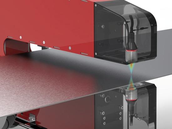 Sistemas de medición de espesor Roland - ahora también disponibles con sensores confocales