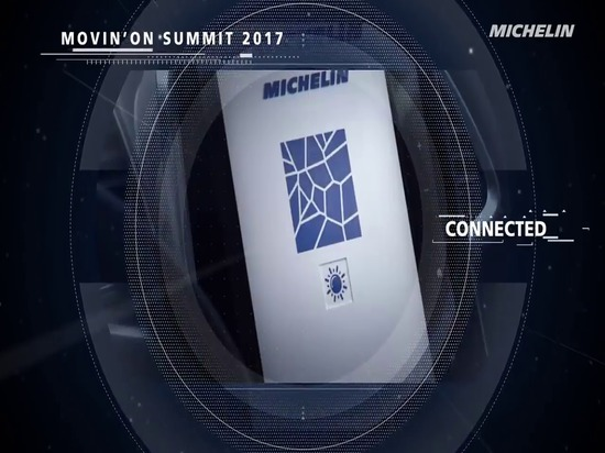 MICHELIN, GM ELIMINAN EL AIRE DE LOS NEUMÁTICOS DE LOS VEHÍCULOS DE PASAJEROS