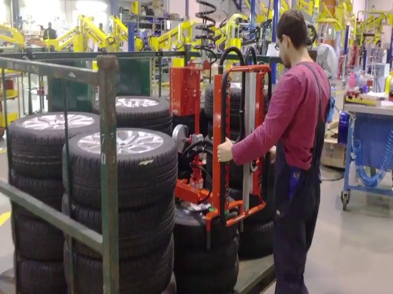 Posicionador ruedas de goma - neumáticos