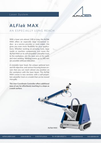 A L Flak MAX