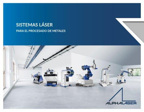 Sistemas Laser para el procesado de metales