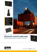 Electronic control made easy