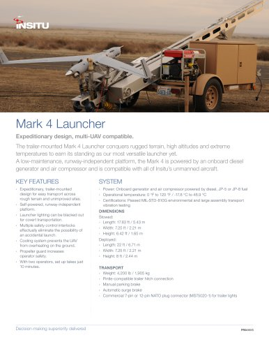 Mark 4 Launcher