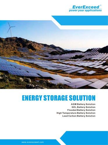 EverExceed Network Power- Lead Acid Batteries