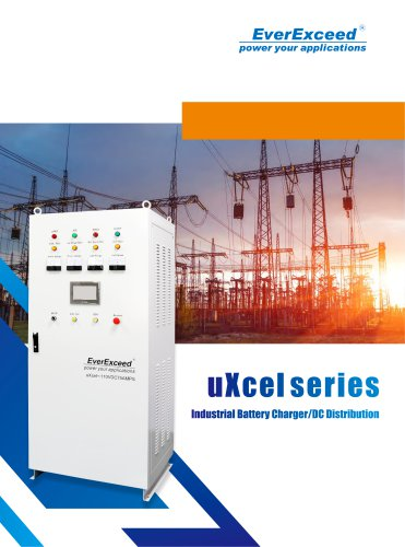 EverExceed uXcel Series Industrial Battery Charger