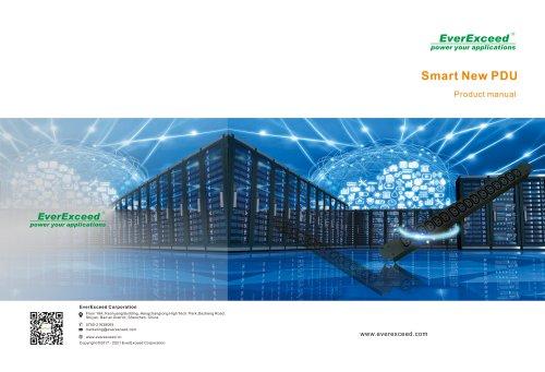 Rack-mount power distribution unit (PDU)
