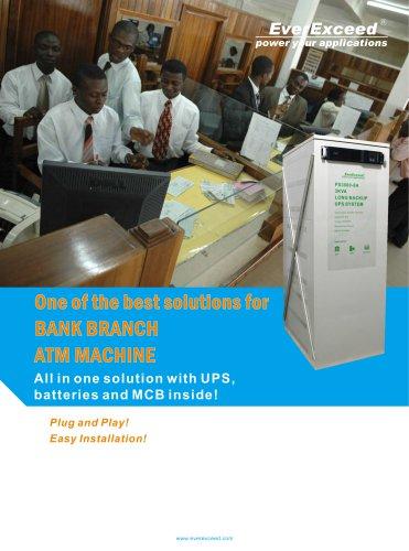 Single-phase UPS Long backup