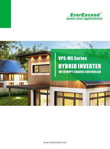 Solar Inverter VPS-MS series