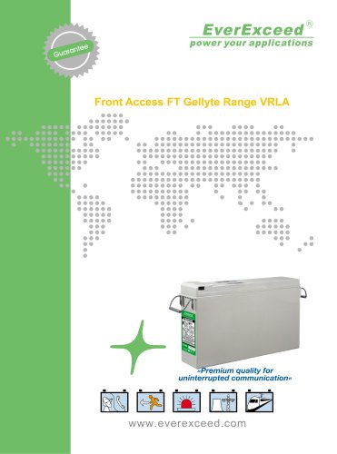 VRLA battery FGL series