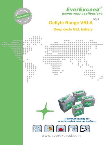 VRLA battery GL series
