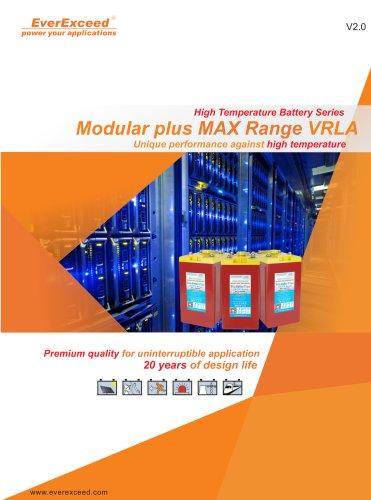 VRLA battery MP 2 Max series