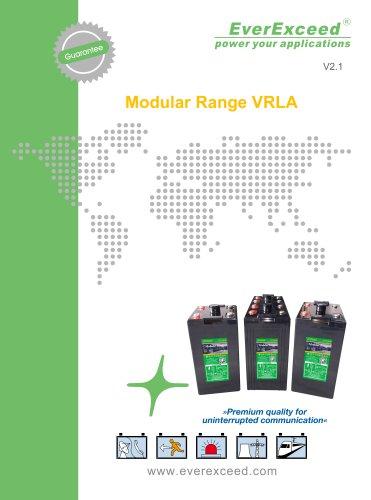 VRLA battery MR 2 series
