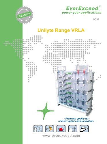 VRLA battery system UN 2 series