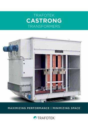 Trafotek CASTRONG transformers