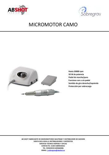 MICROMOTOR CAMO 30000
