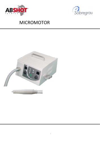 MICROMOTOR MEDIPOWER 30000 RPM