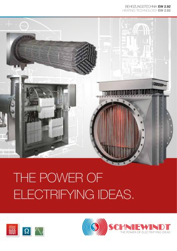 THE POWER OF ELECTRIFYING IDEAS.