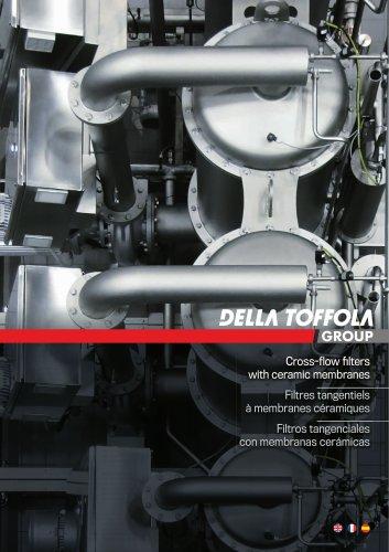 Filtros tangentiels à membranes céramiques
