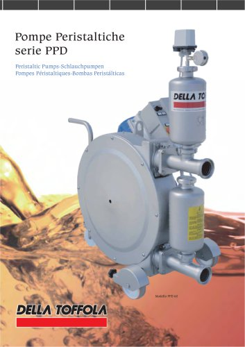 Peristaltic Pumps-Schlauchpumpen
